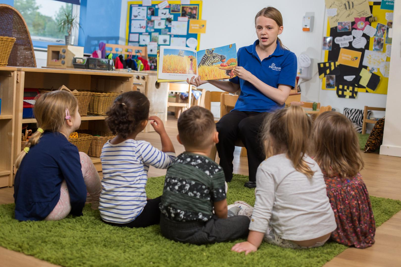 Over 20 Childcare Support