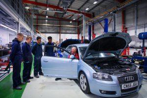 Vehicle Maintenance and Repair