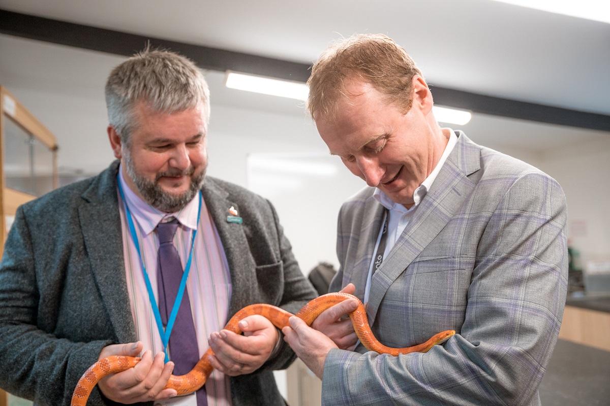 Animal Centre launch