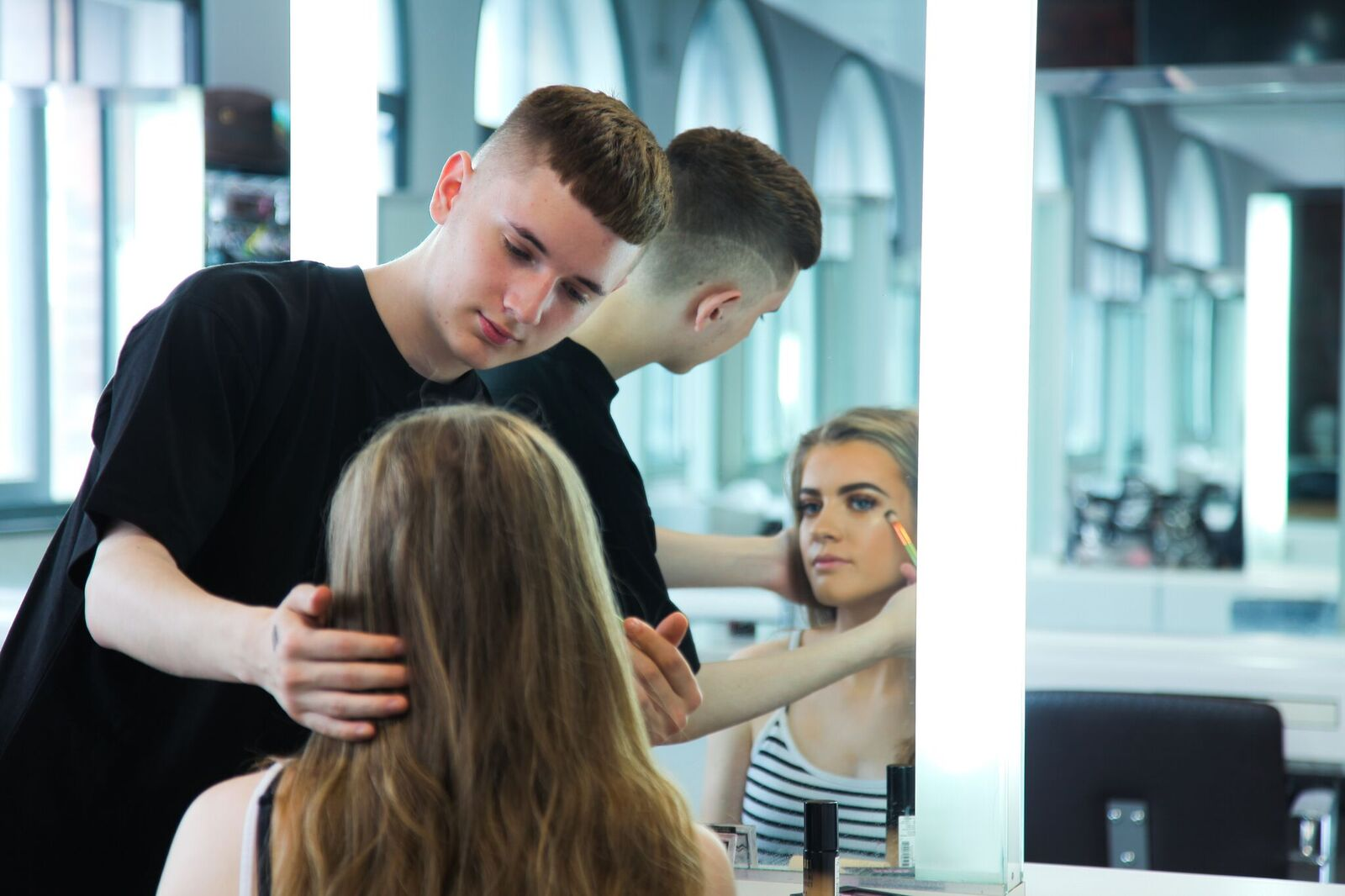 Media Makeup At Leeds City College