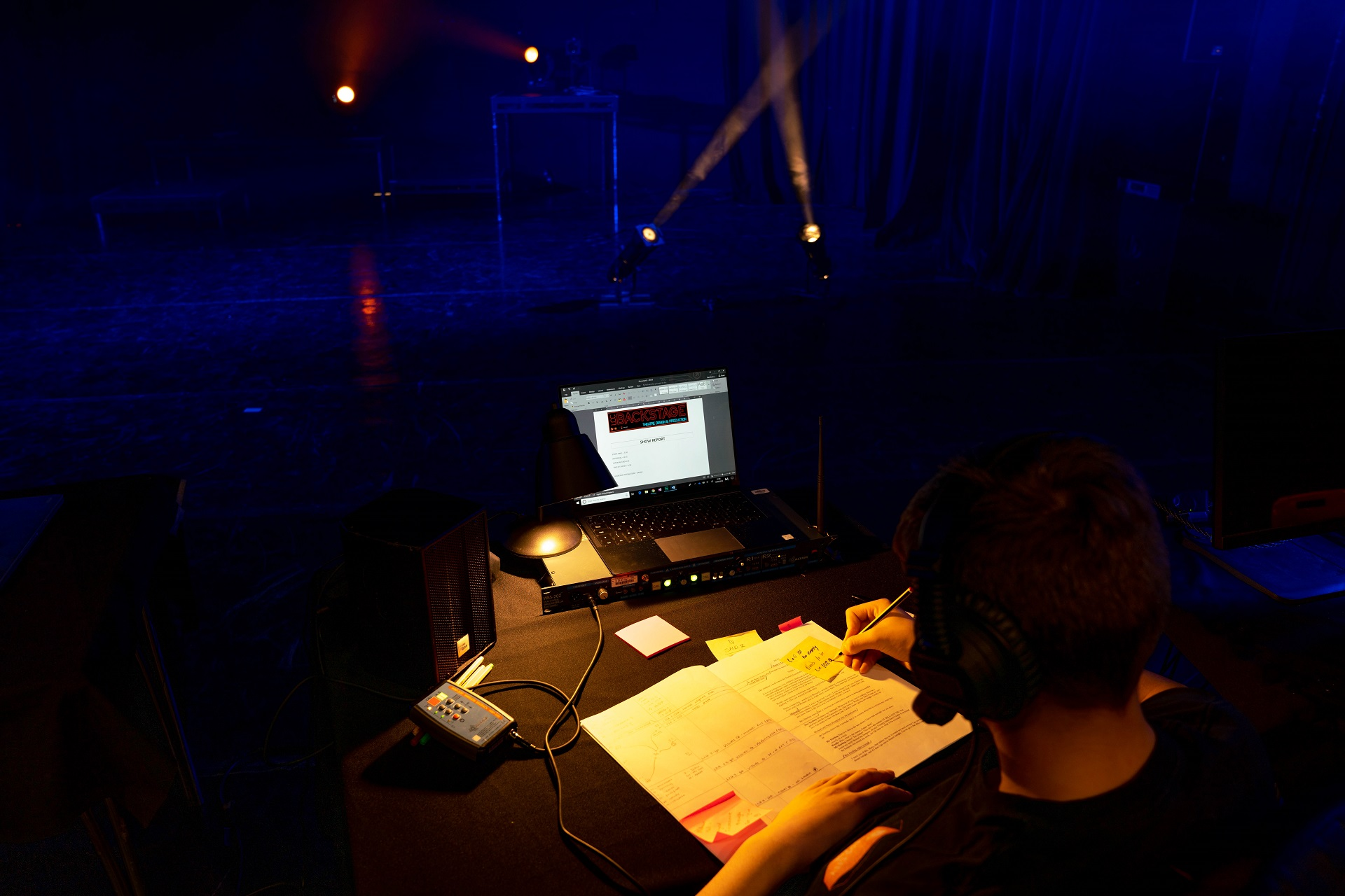 Theatre Design and Production