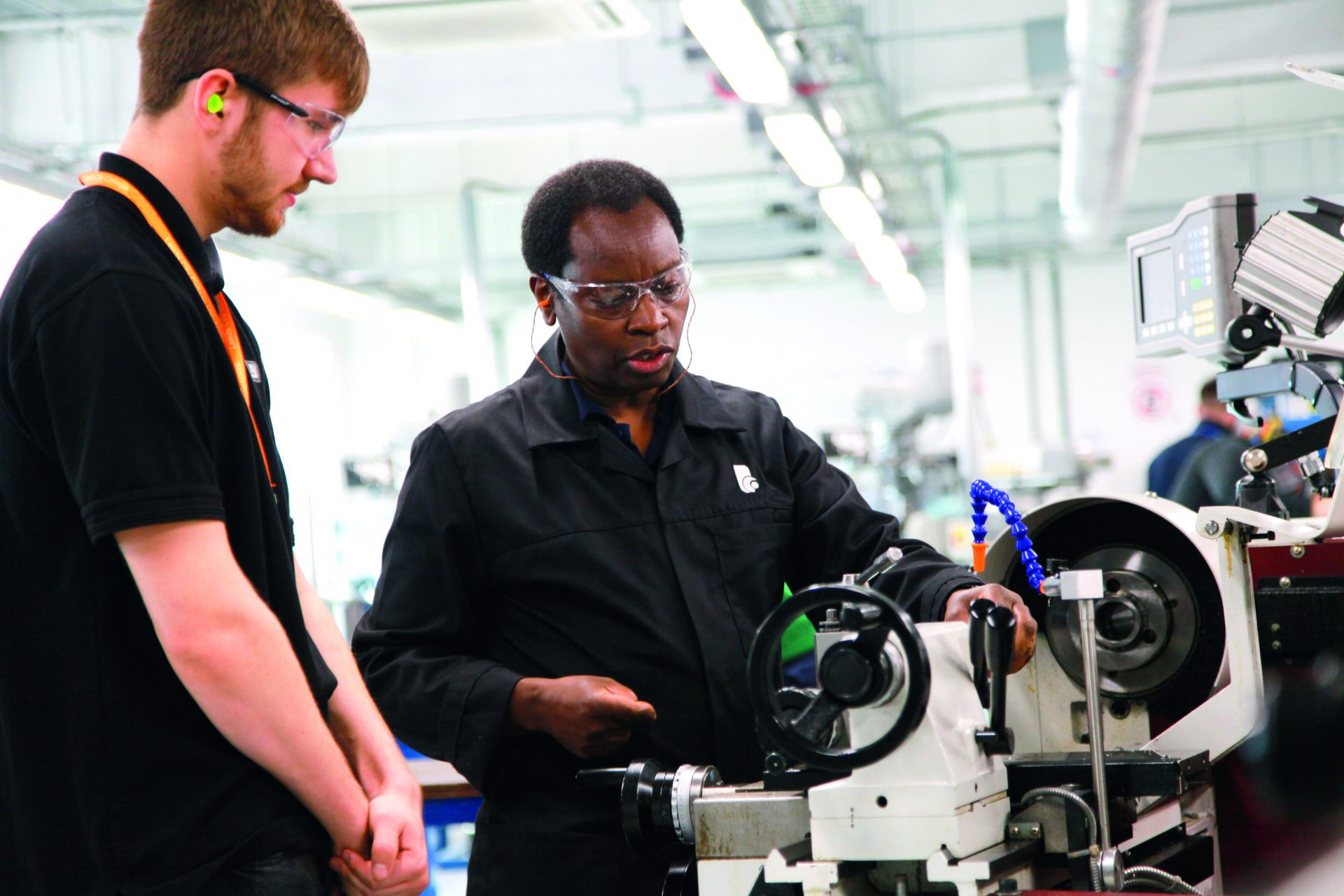Apprenticeships at Leeds City College