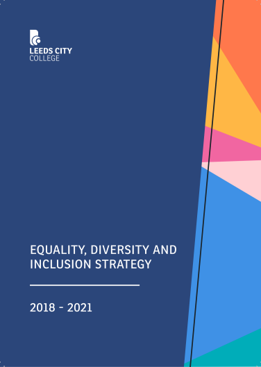 Equality, Diversity and Inclusion Strategy 2018-2021 cover