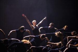 DANCE BTEC EXTENDED DIPLOMA LEVEL 2
