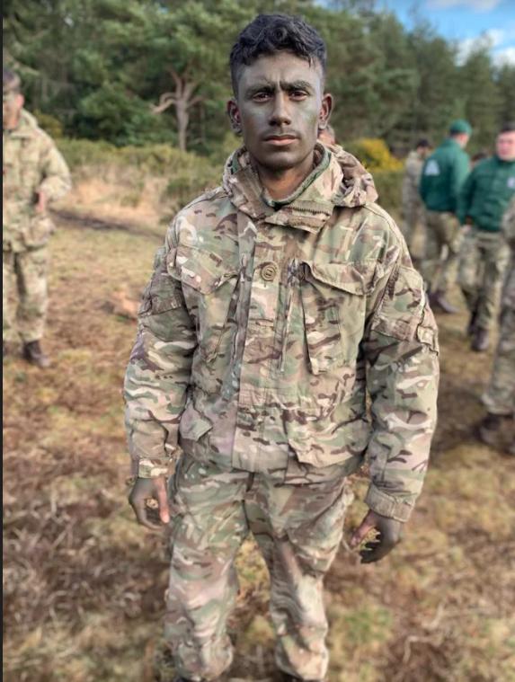 Military Preparation