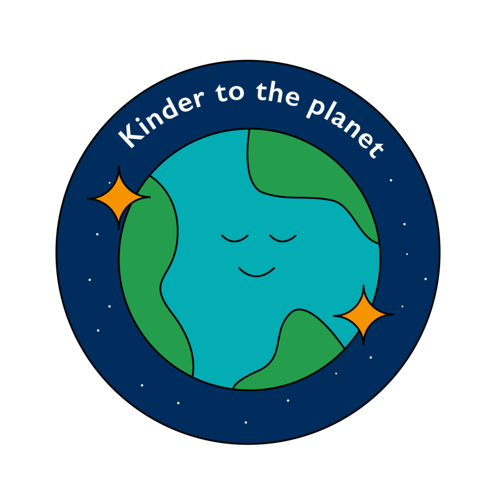 Kinder to the planet