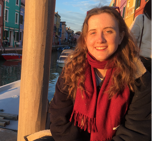 Apprentice shares her passion for events management