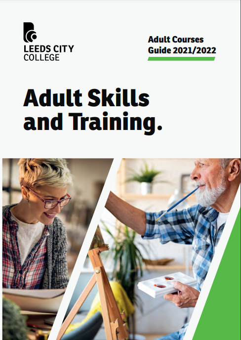 Adult Skills and Training cover