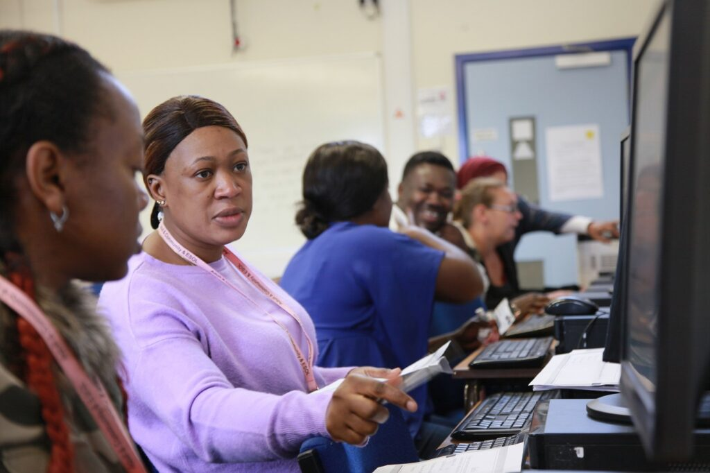 New horizons, plus challenges, for adult learners