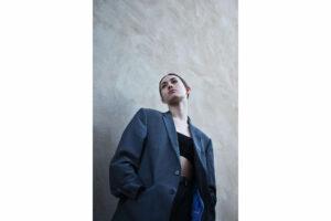 Fashion photography student work